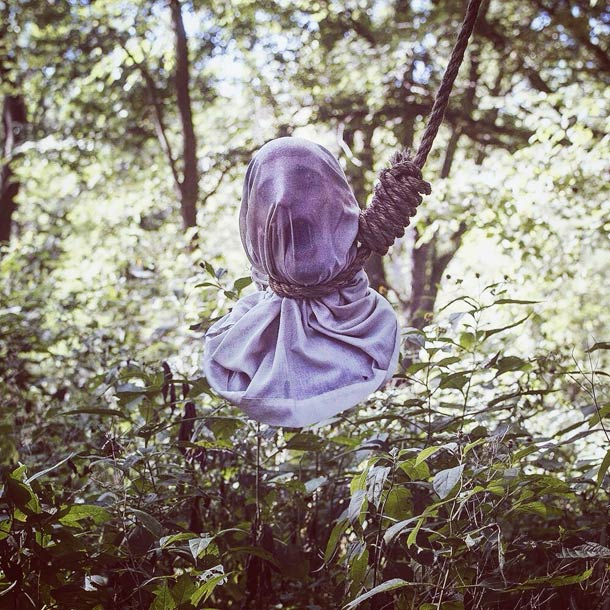 Christopher McKenney disturbing faceless photos 3
