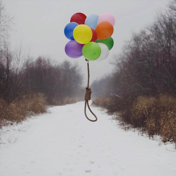 Christopher McKenney disturbing faceless photos 5