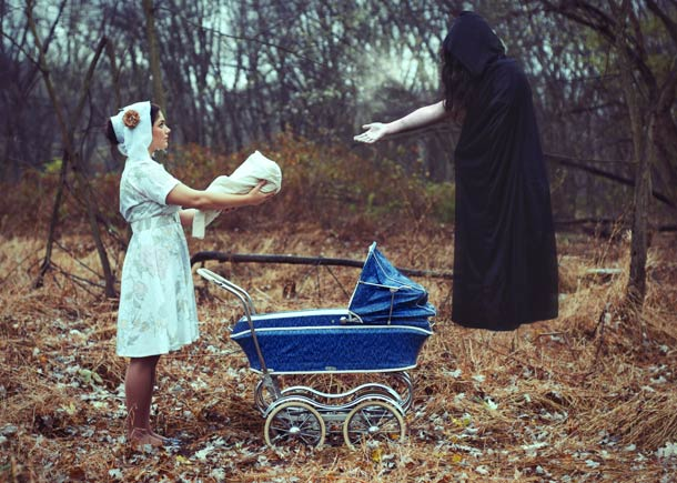 Christopher McKenney disturbing faceless photos 6