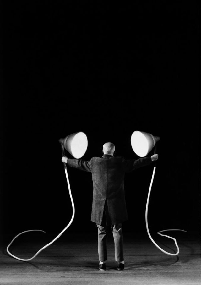 Gilbert Garcin surrealism in black and white 11