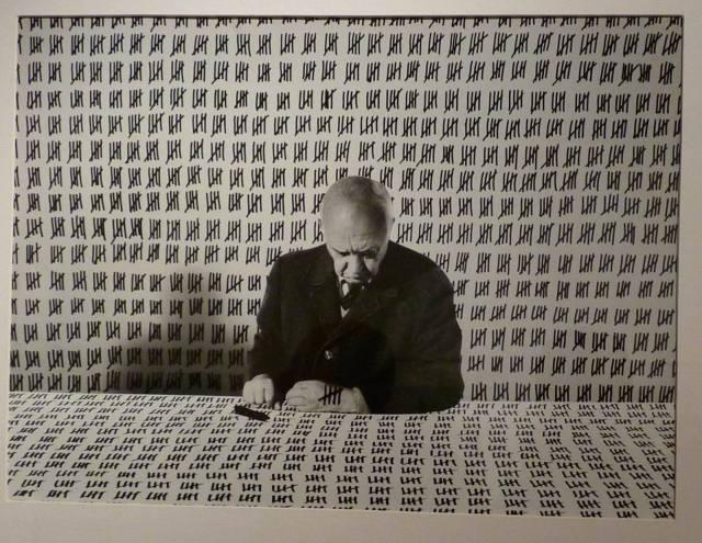 Gilbert Garcin surrealism in black and white 2