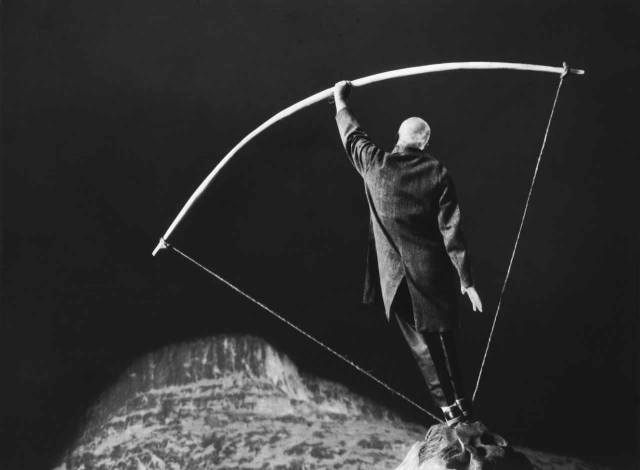 Gilbert Garcin surrealism in black and white 6