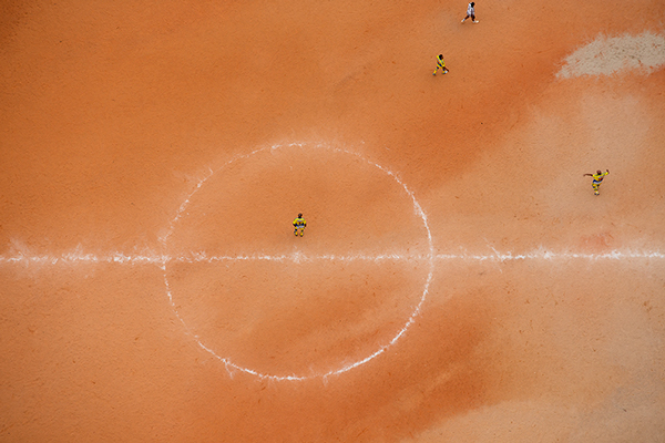 Ground from above Renato Stockler 4