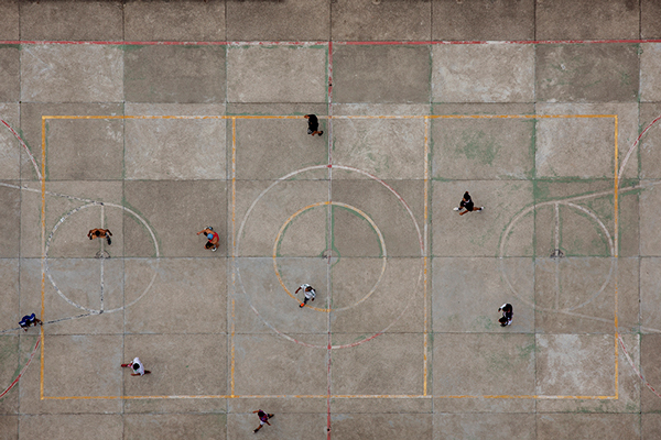 Ground from above Renato Stockler 7