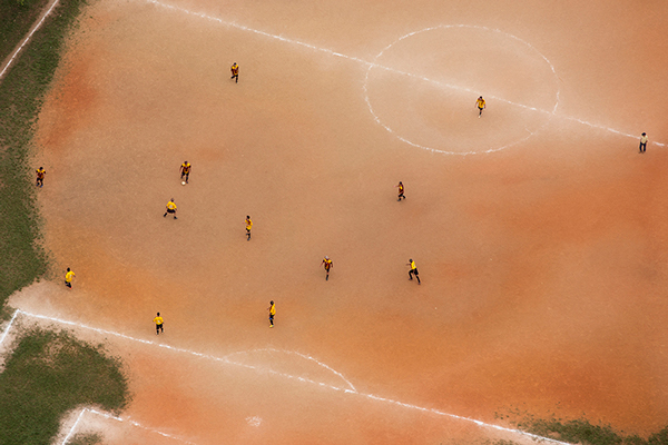 Ground from above Renato Stockler 8