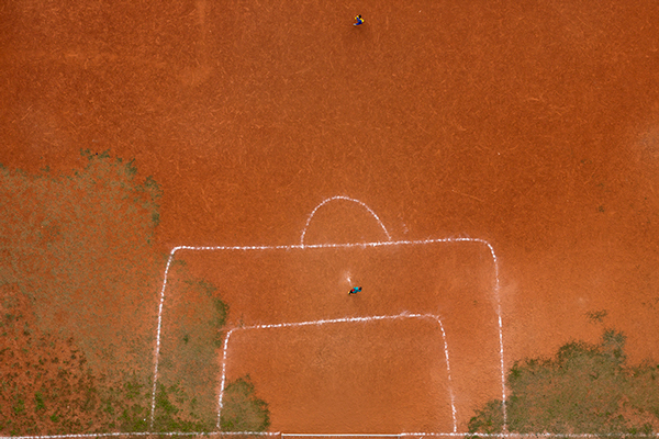 Ground from above Renato Stockler