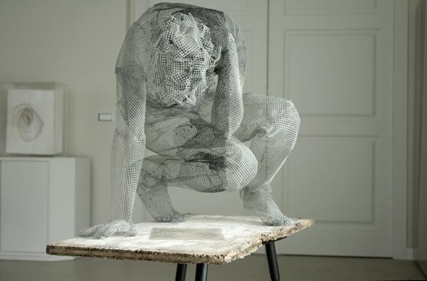 meticulous wire sculptures  edoardo tresoldi 11