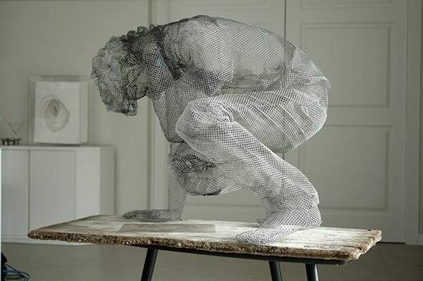 meticulous wire sculptures  edoardo tresoldi 12