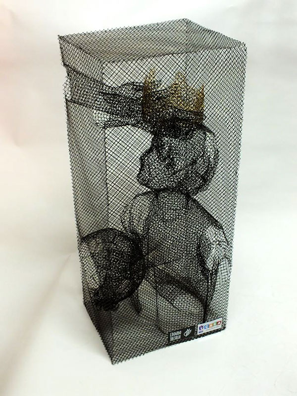 meticulous wire sculptures  edoardo tresoldi 5