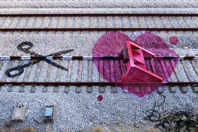 RAILWAY ARTWORK BY BORDALO II 7