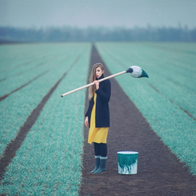 conceptual Photography Oleg Oprisco 10