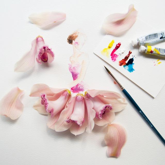 flower illustrations lovelimzy 4