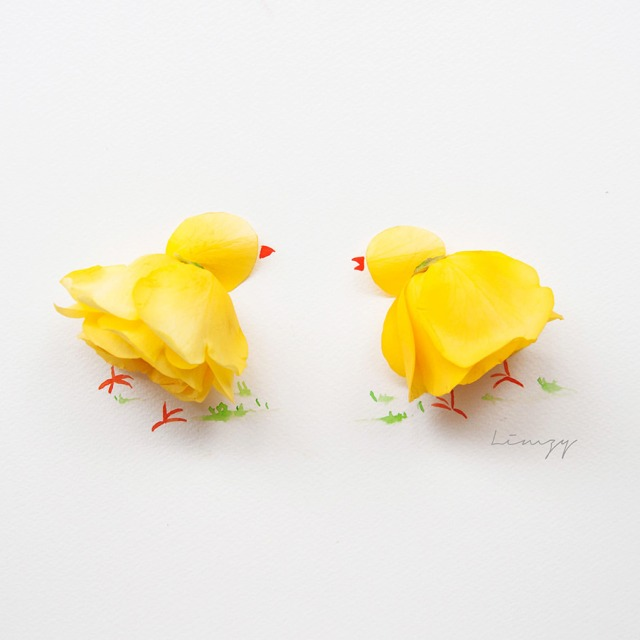 flower illustrations lovelimzy 5