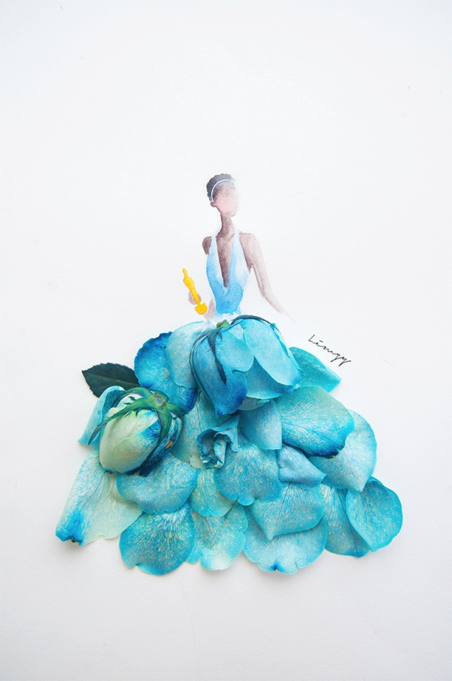 flower illustrations lovelimzy 7