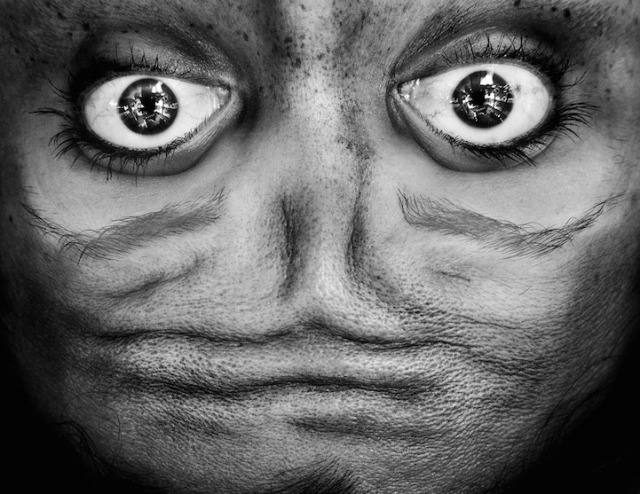 ALIENATION How People Look Turned Upside Down Anelia Loubser 7