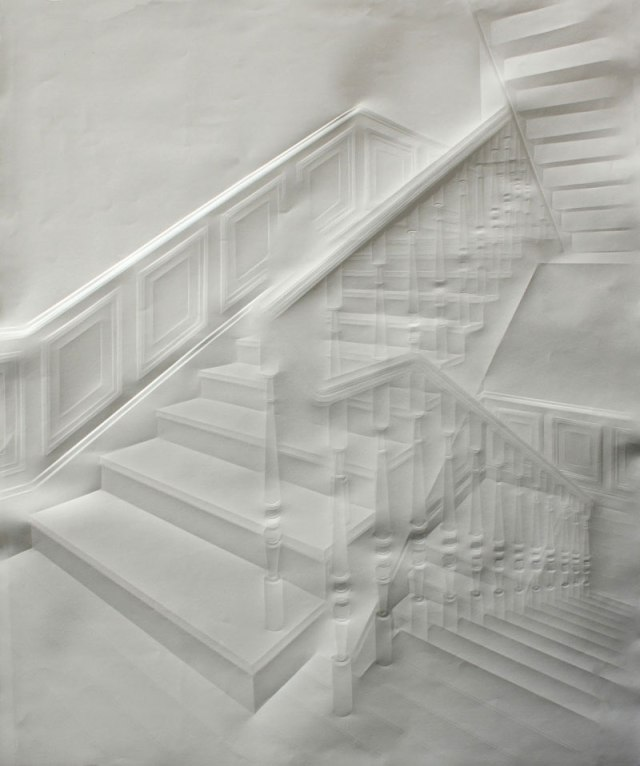 Creased Paper artworks Simon Schubert 12