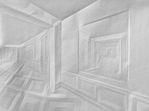 Creased Paper artworks Simon Schubert 2