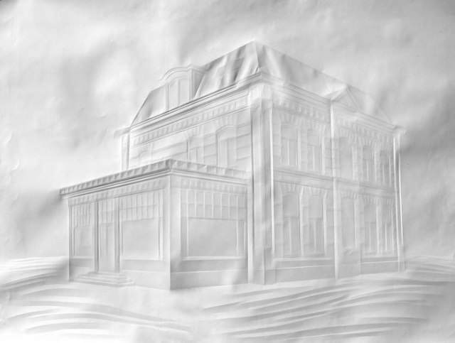 Creased Paper artworks Simon Schubert 3