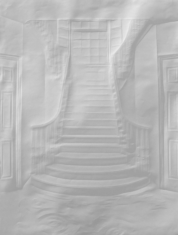 Creased Paper artworks Simon Schubert 7