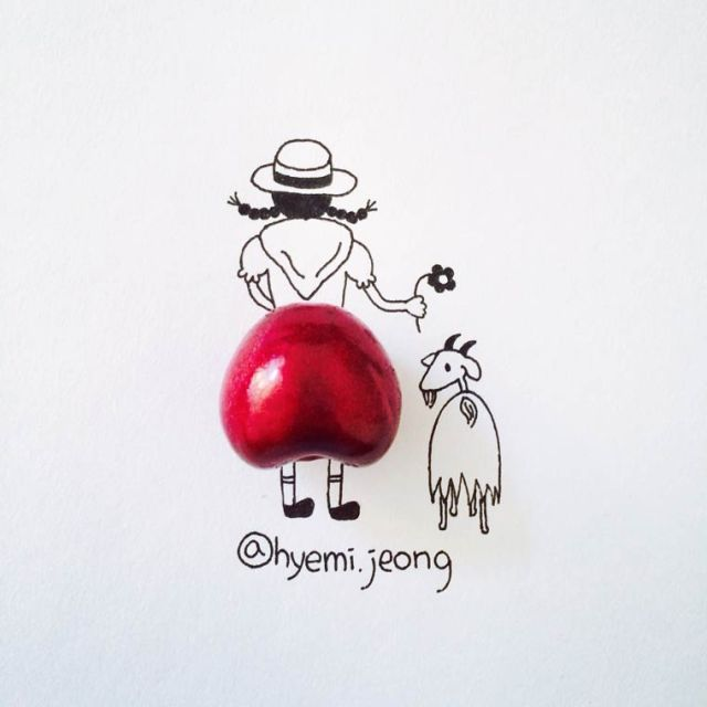 Loveable Creations Made of Everyday Object  Hyemi Jeong 11