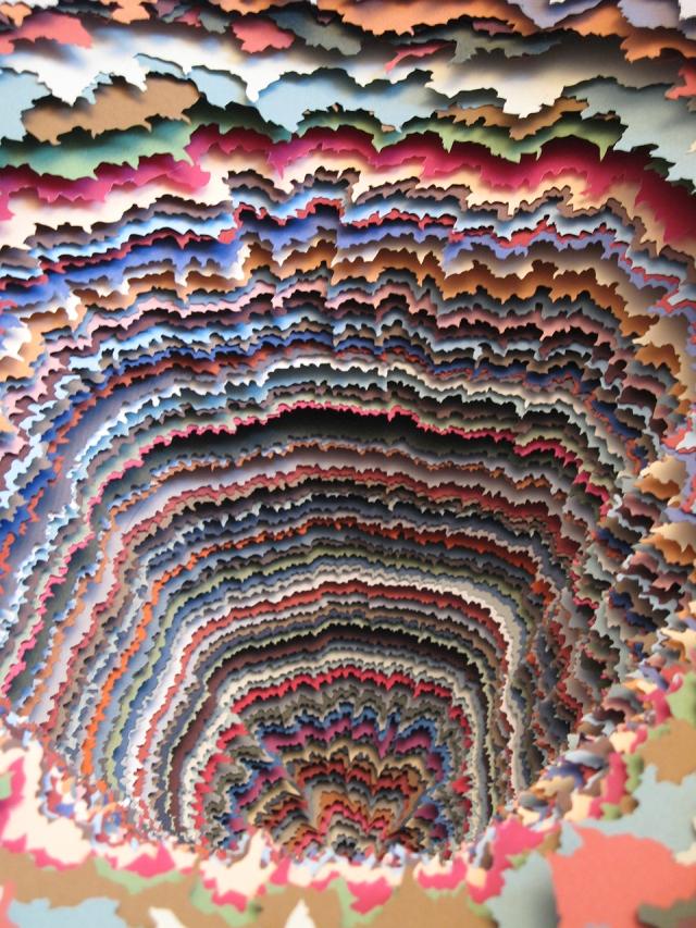 colorful paper art maud vantours 13