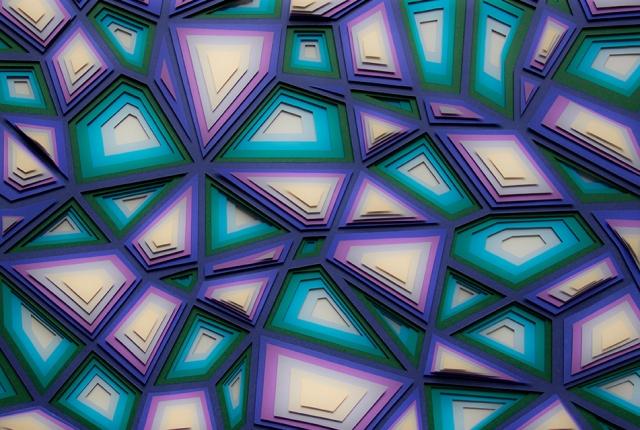 colorful paper art maud vantours 4
