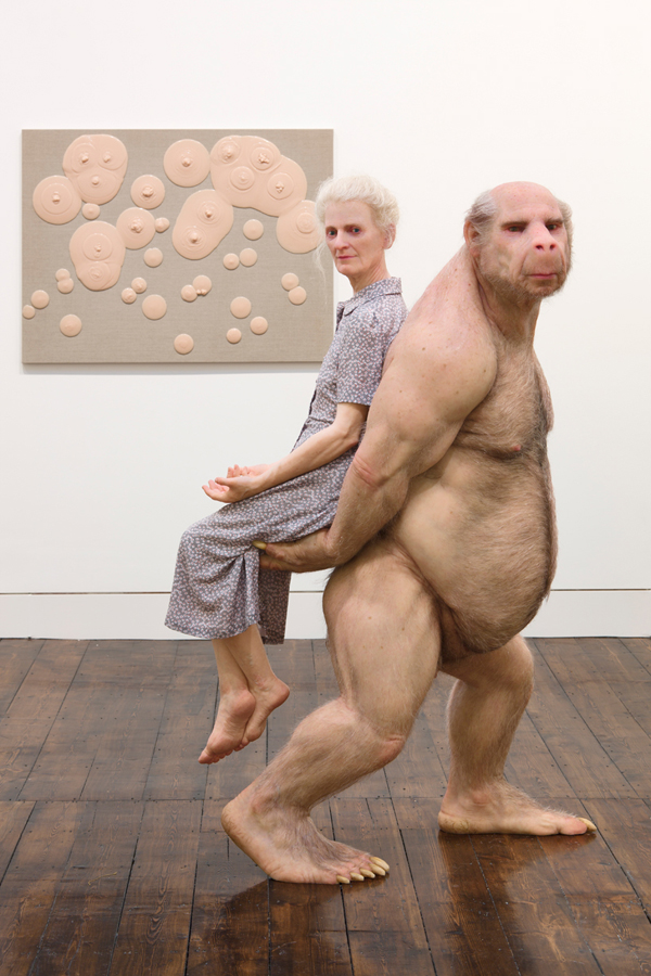 disturbing and hyperrealistic sculptures patricia piccinini 11