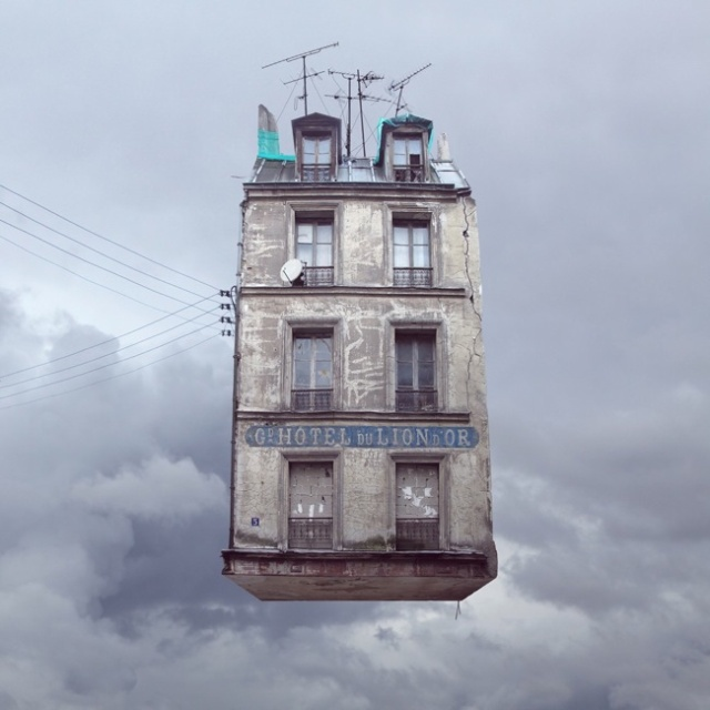 Flying Houses LAurent Chehere 17