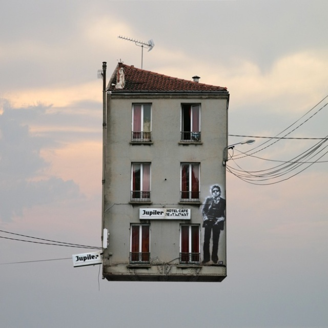 Flying Houses LAurent Chehere 3
