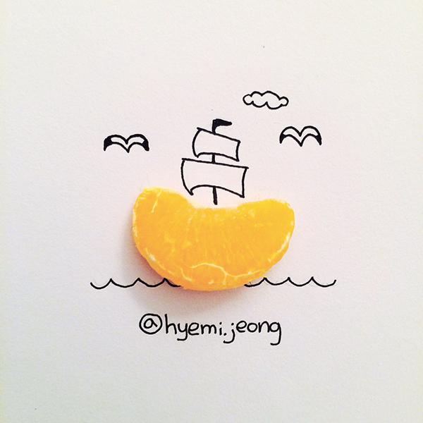 Loveable Creations Made of Everyday Objects Hyemi Jeong 9