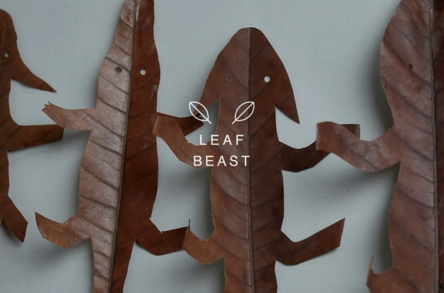 Baku Maeda leaf beast 11