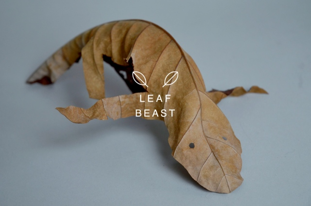 Baku Maeda leaf beast 4