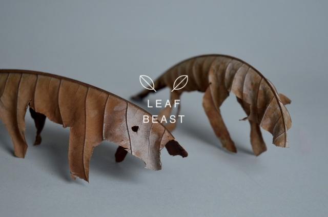 Baku Maeda leaf beast 6