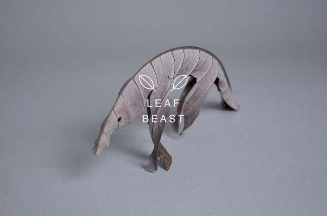 Baku Maeda leaf beast 8