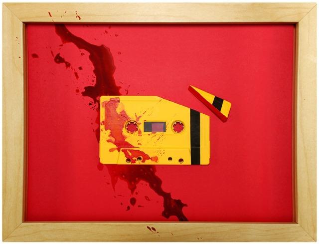 cassette portraits Benoit jammes 16