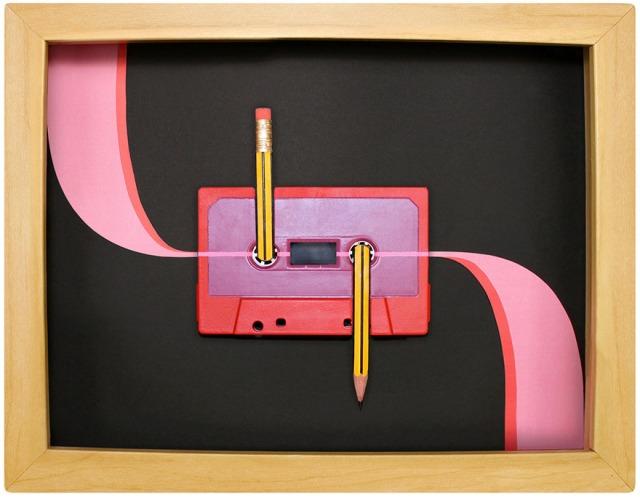 cassette portraits Benoit jammes 8