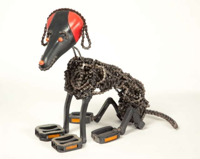 Dog Sculptures Nirit Levav Packer 13