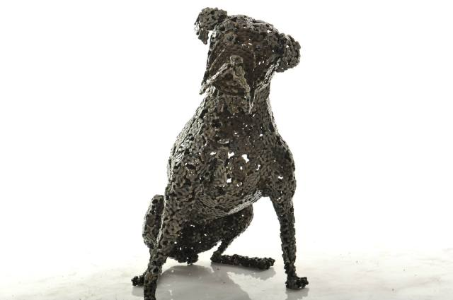 Dog Sculptures Nirit Levav Packer 16