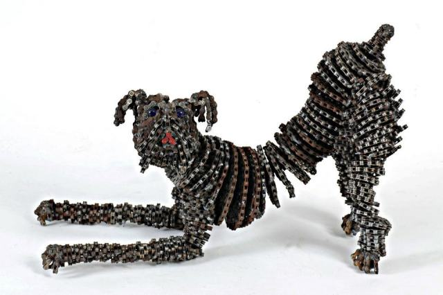 Dog Sculptures Nirit Levav Packer 19