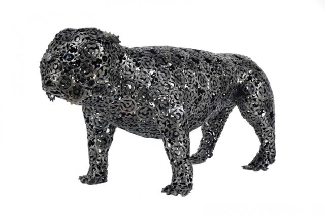 Dog Sculptures Nirit Levav Packer 4