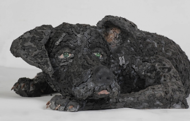Dog Sculptures Nirit Levav Packer 5