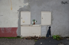 street art illusion OAKOAK 2