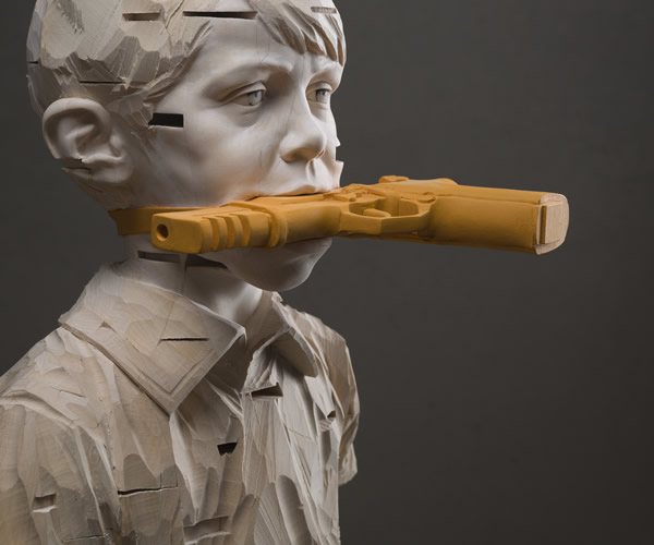 gehard demetz wood sculptures 11