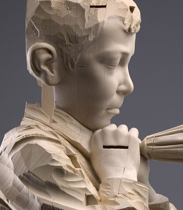 gehard demetz wood sculptures 8