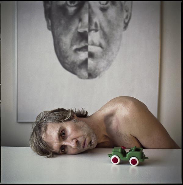 Heikke Leis portraits