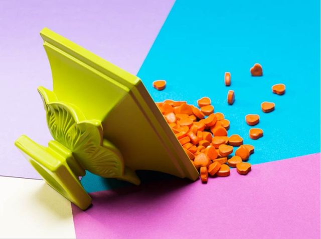 Timothy Hutto colorful object composition 5