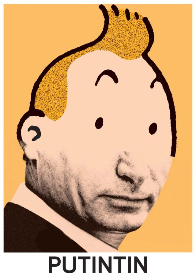buffalo-bill-gates putin tintin