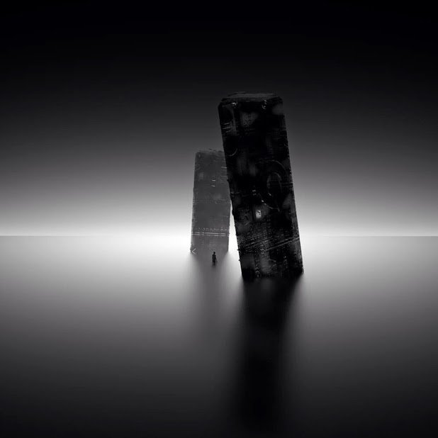 Ioannis Nikiforakis minimalism black and white 12