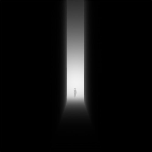 Ioannis Nikiforakis minimalism black and white 5