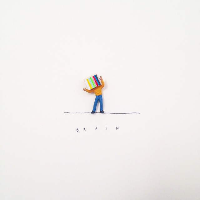 Micro Sculptures  Illustrations and More  Javier Calleja 10